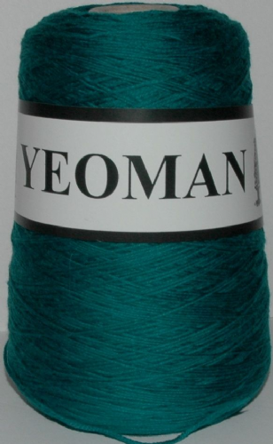 Yeoman Sport  Pure Virgin Merino Wool - Teal